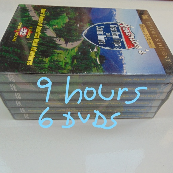 dvd Other - Route 66 Nine Hours of Video
